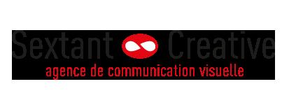 sextant creative logo groupe sextant